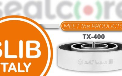 Slib Italy introduces the new product TX-400.