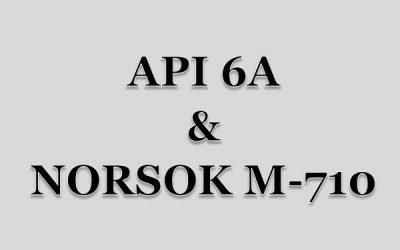 APPROVAL API 6A
