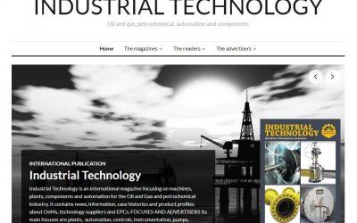 Magazine online Industrial Technology