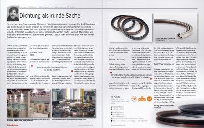 F.LLI PARIS S.r.l. on Wirtschaftsforum Magazine