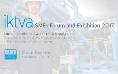 IKTVA Forum – Dammam – Kingdom of Saudi Arabia
