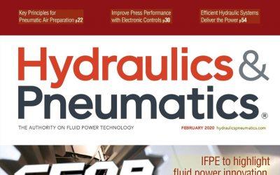 Hydraulics & Pneumatics 02 2020