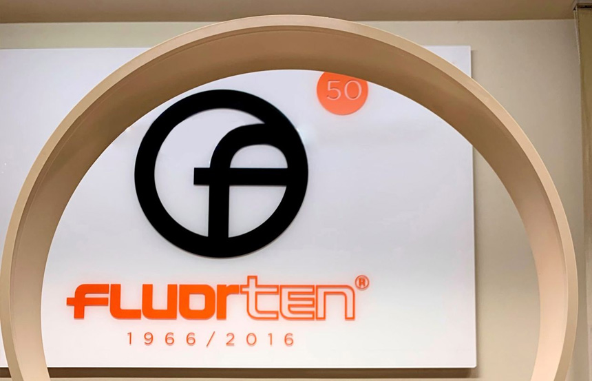 Latest hot news: Fluorten goes bigger!